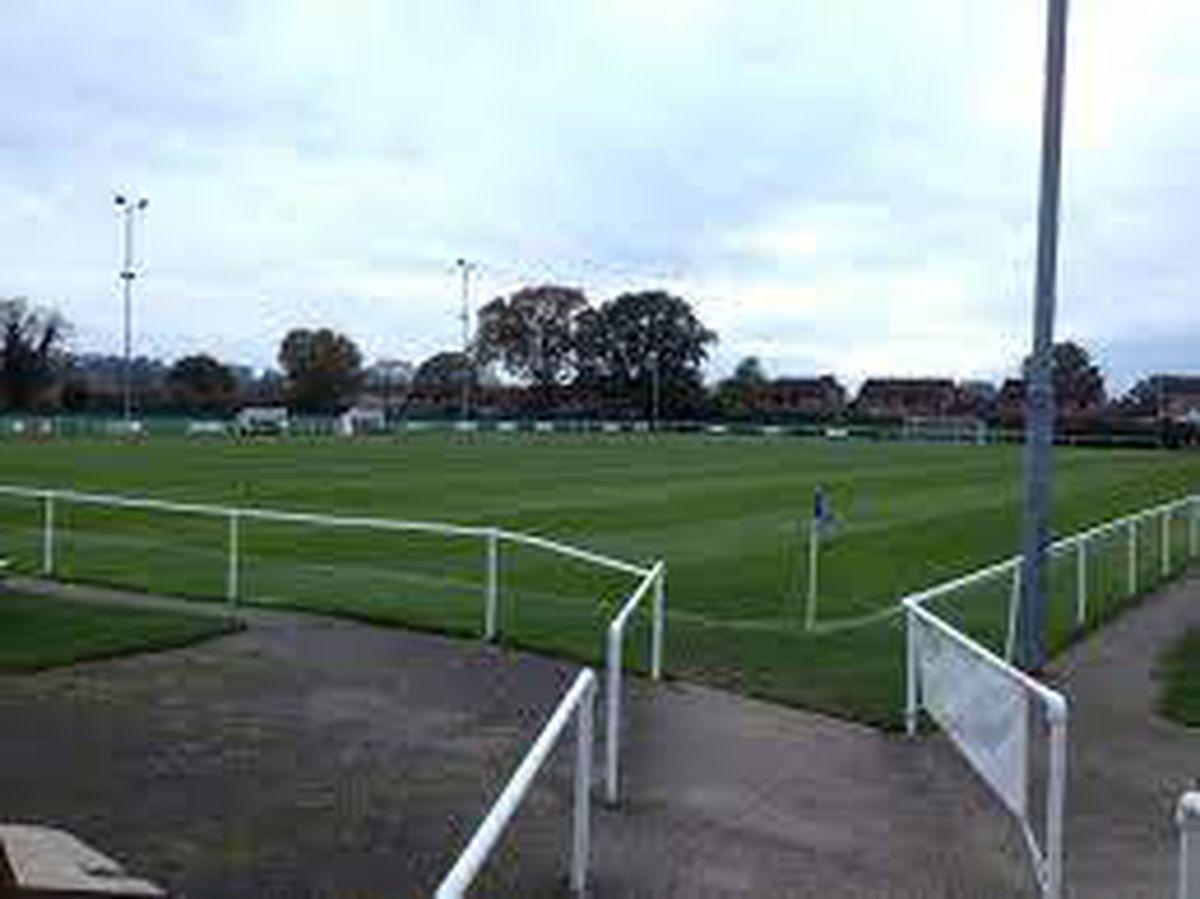 Ellesmere Rangers ground