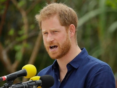 Harry calls for more protection for vulnerable 'source of life' African delta