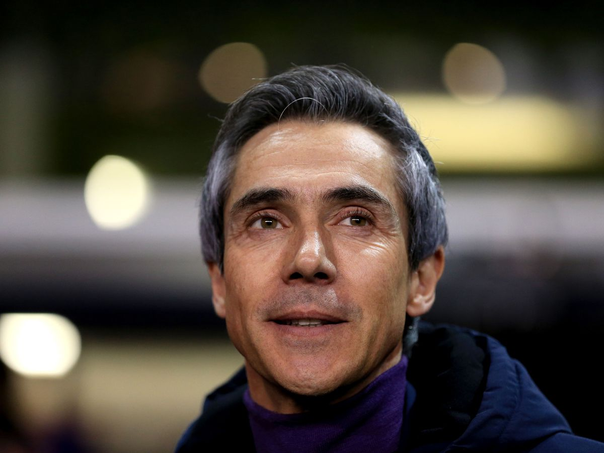 Paulo Sousa is the new head coach of Poland