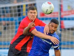 AFC Telford miss out against Moors in pre-season