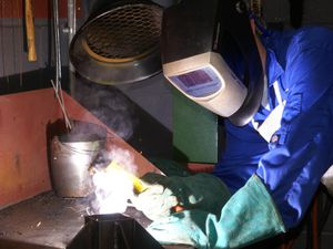 A manufacturing apprenticeship is among those currently available in Telford