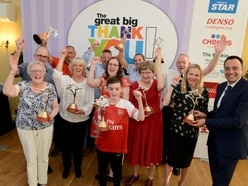 Great Big Thank You Awards: Last chance to help us honour heroes of Shropshire