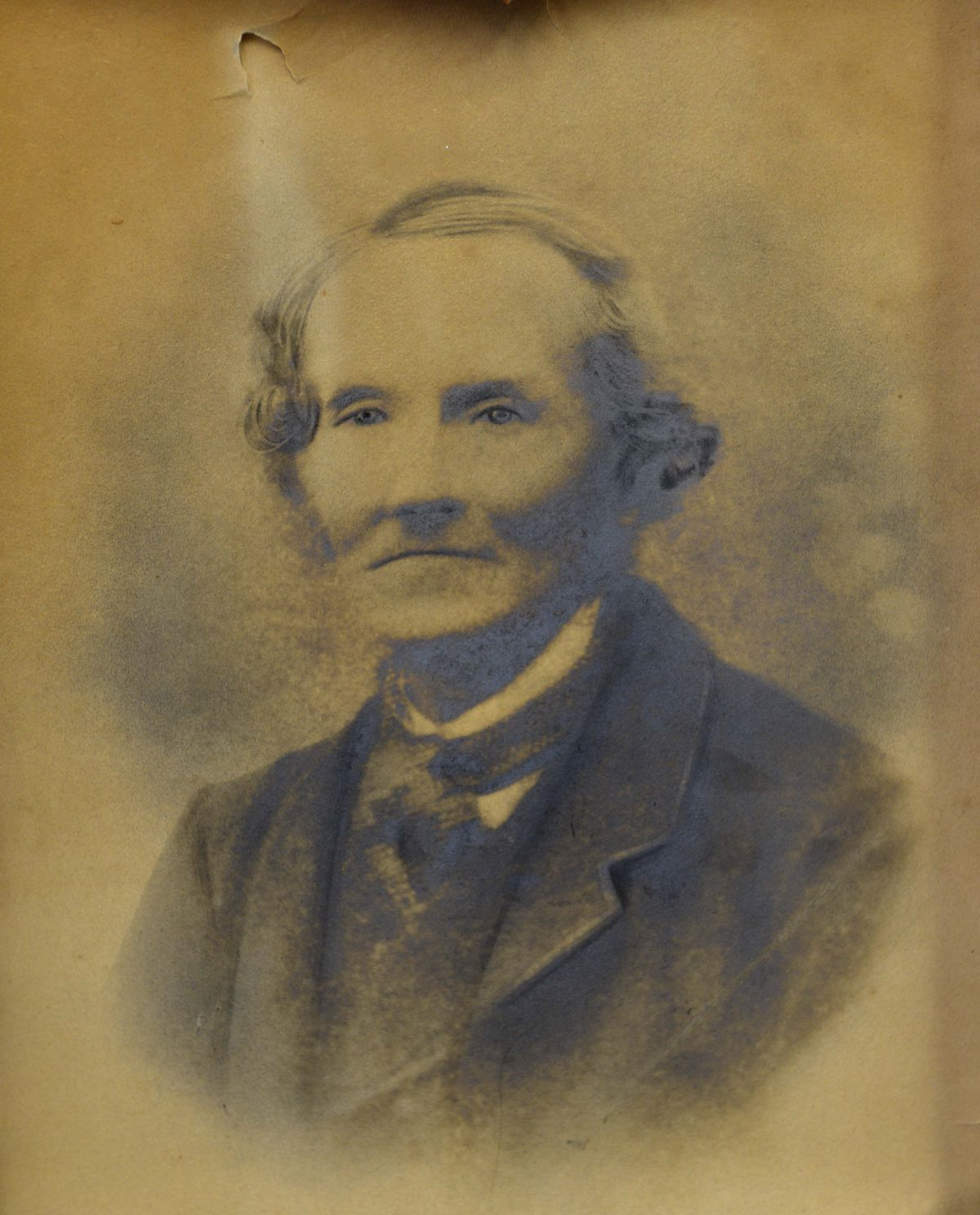 Tommy's great great great Grandfather: Samuel Sims..