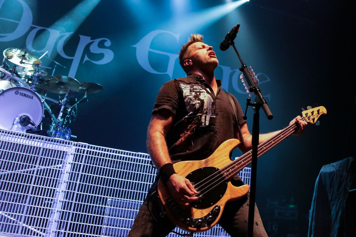 Three Days Grace. Pictures by: Adriana Vasile