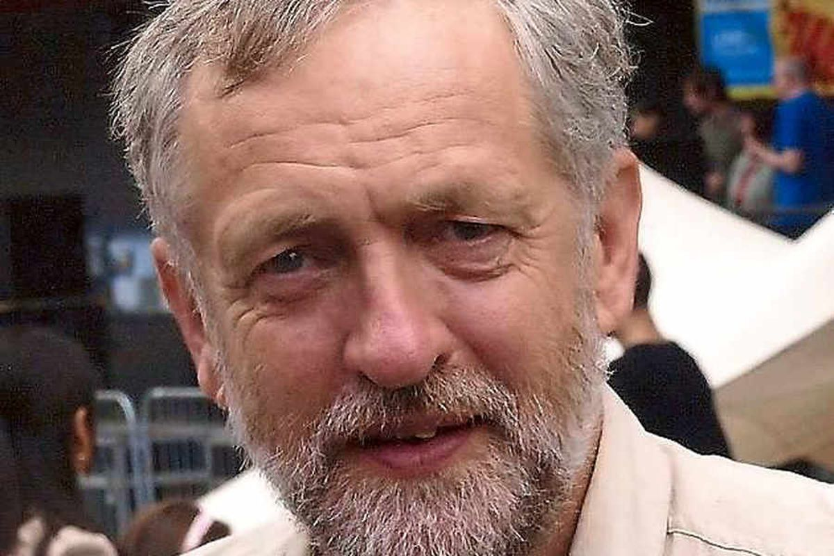Shropshire-educated Jeremy Corbyn joins Labour leadership race