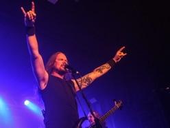 Insomnium bring headline show to Birmingham - interview and pictures