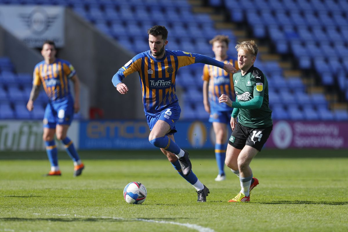 Sean Goss has been excellent for Town since being re-invented by boss Steve Cotterill (AMA)