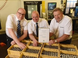 Muller celebrates new standard success with £300,000 contracts boost