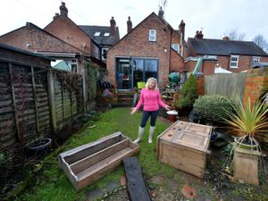 Sally Hebbard has been flooded multiple times in the last 12 months