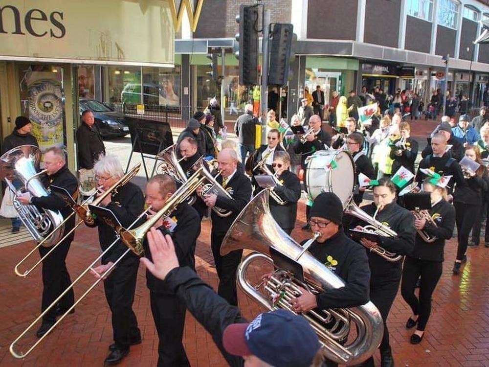 Ifton Colliery Band faces financial crisis