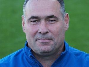 Darren Acton.AFC Telford United.Season 2018-19.Image Copyright Tim Roberts 2018.