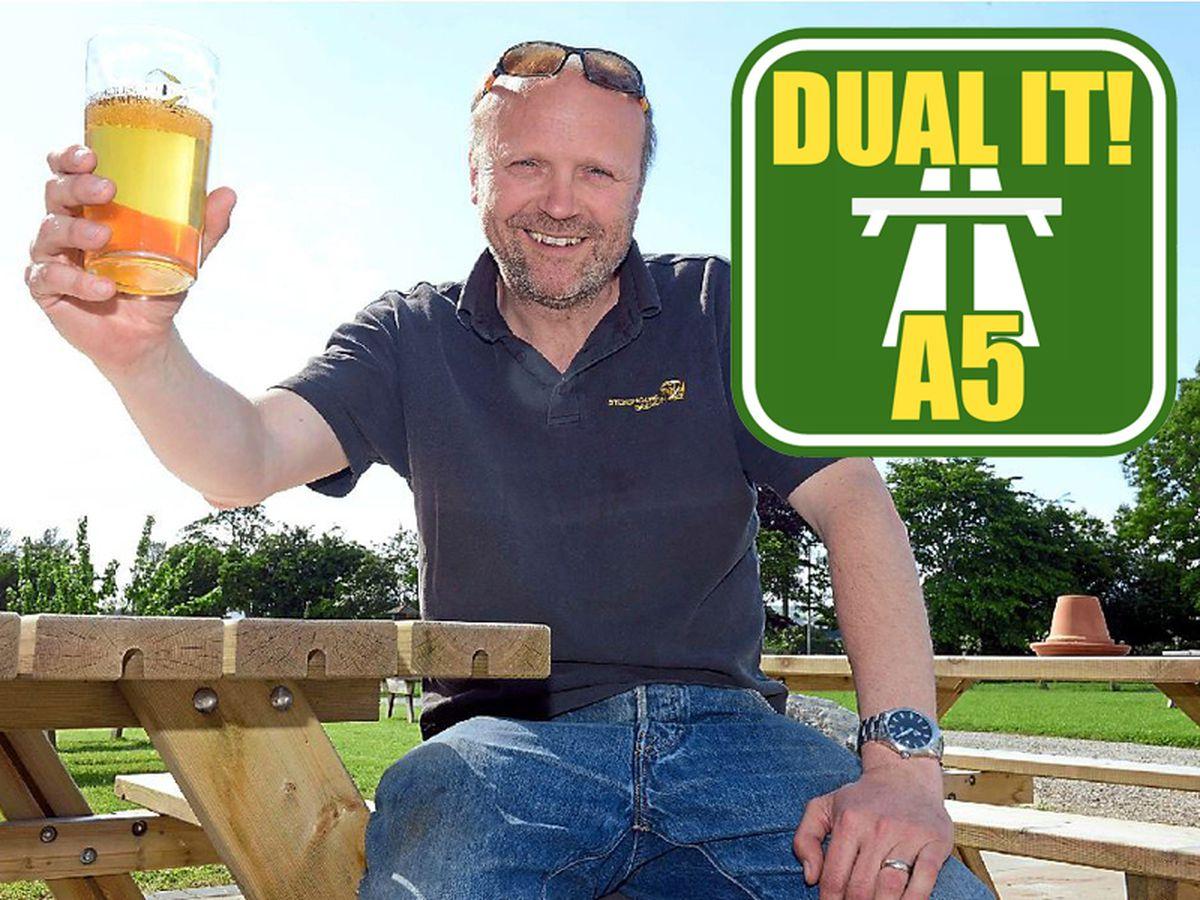 Brewery boss Shane Parr