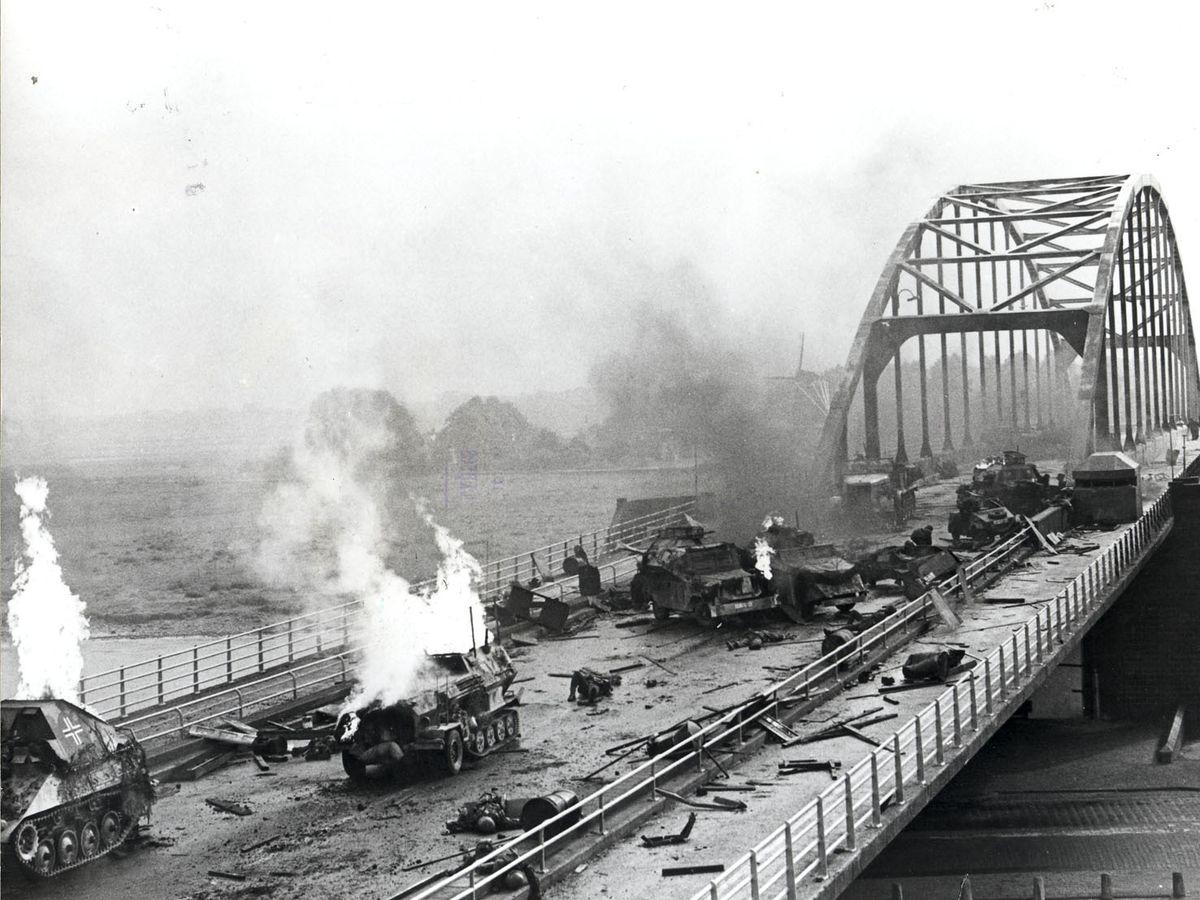Battle that proved A Bridge Too Far