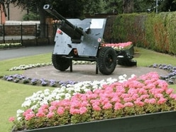 Anger at plan to move Oswestry park gun for Wilfred Owen statue