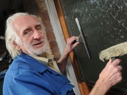 Tributes paid to window cleaner Mick