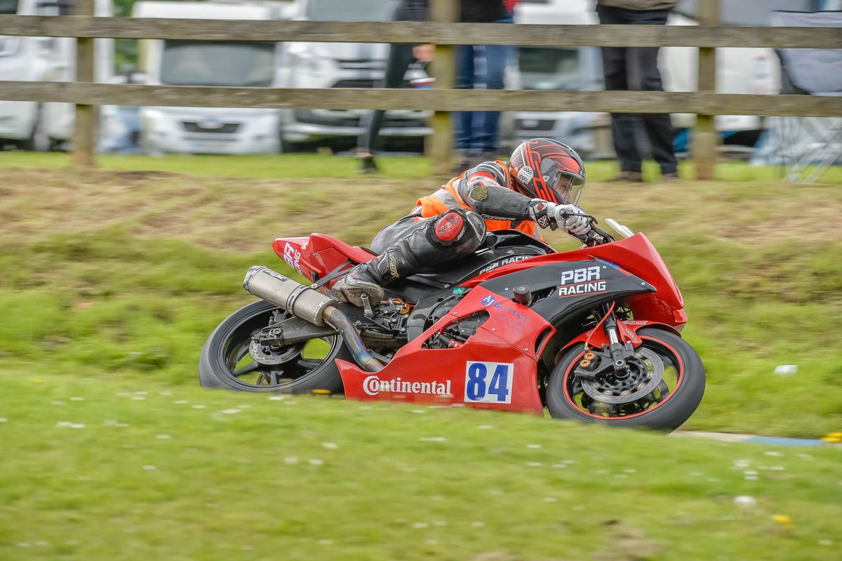 James bagged a fourth on his debut at Oliver's Mount. Picture: Tony Else