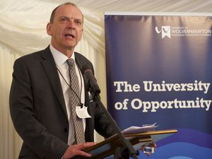 No date yet for when University of Wolverhampton will reopen