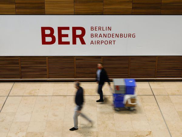 Germany Berlin Airport