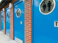 Seaside town to spend £170,000 on anti-sex toilets that spray users with water