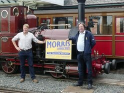 County firm supports heritage railway