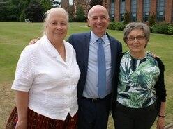 Teachers say fond farewell to college