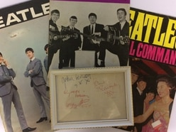 Left in a cupboard: Beatles autographs from famed Shropshire gig to go under the hammer