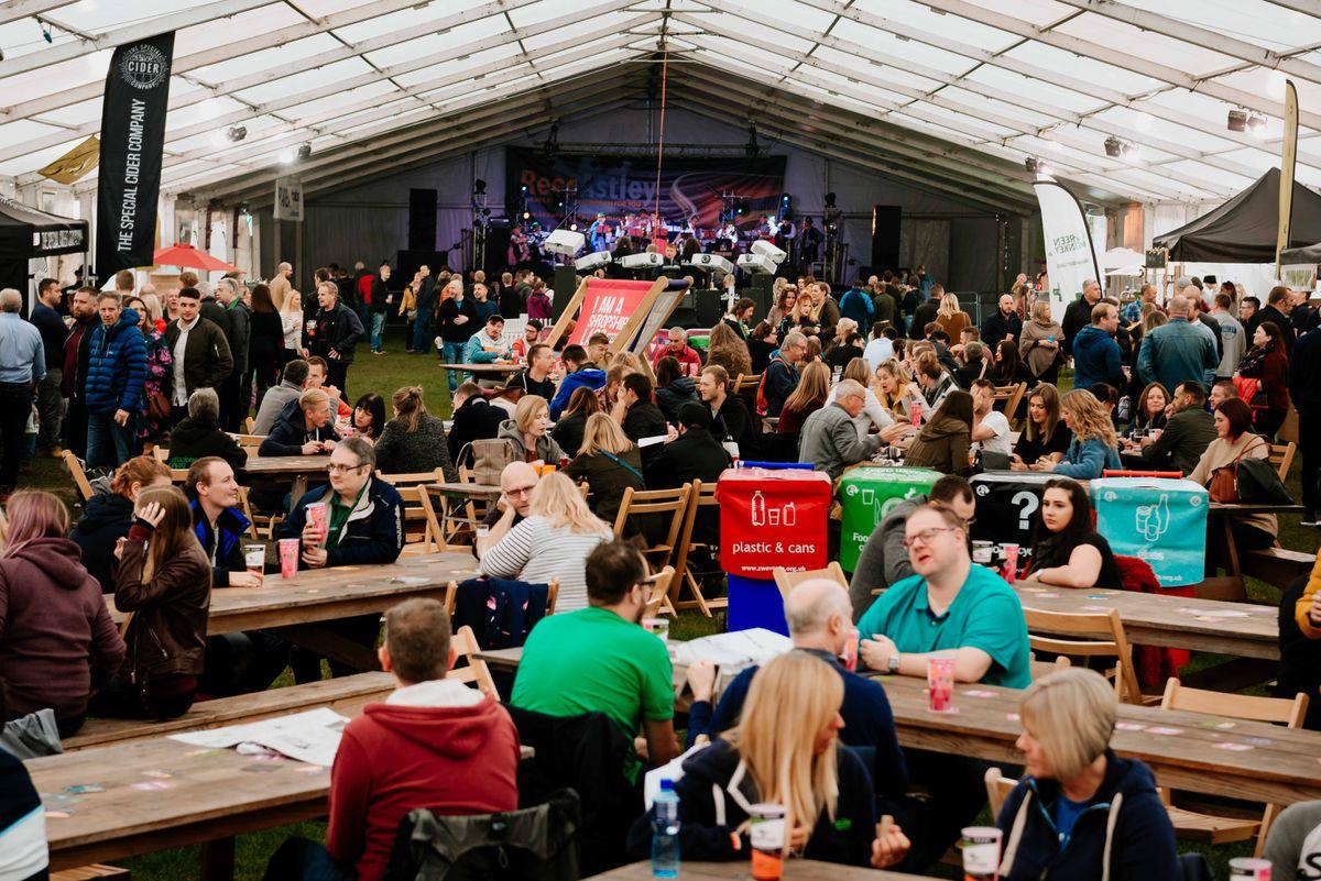 Oktoberfest returns to The Quarry in 2021