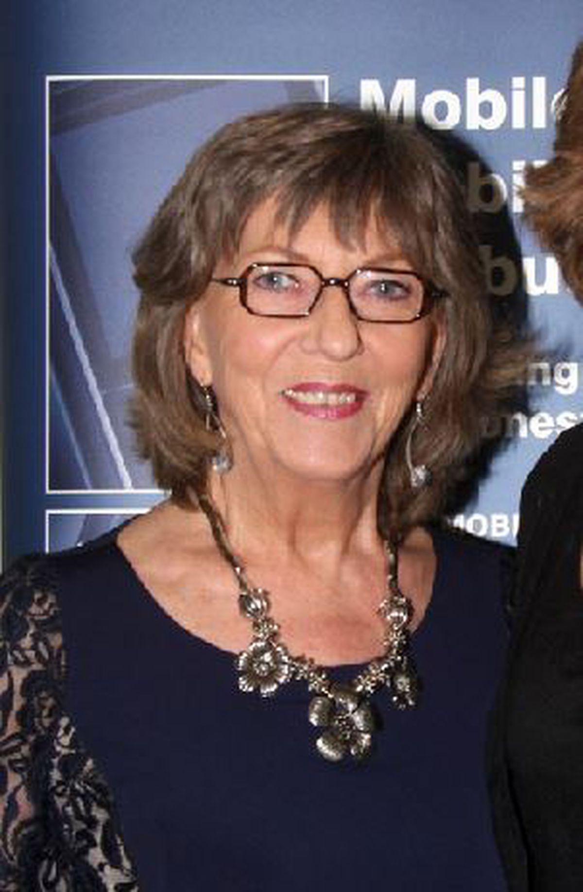 Valerie Collard BEM