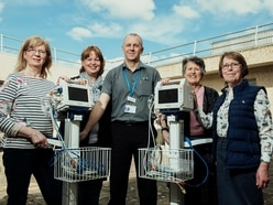 League of Friends' boost for patient care at RSH