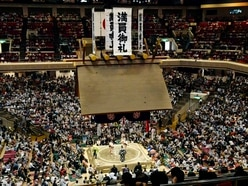Japanese officials wrestle with Trump arrangements for sumo date