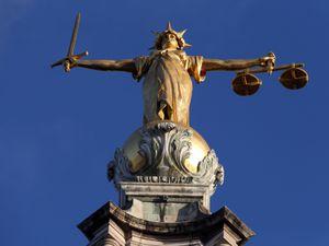 Courts backlog report