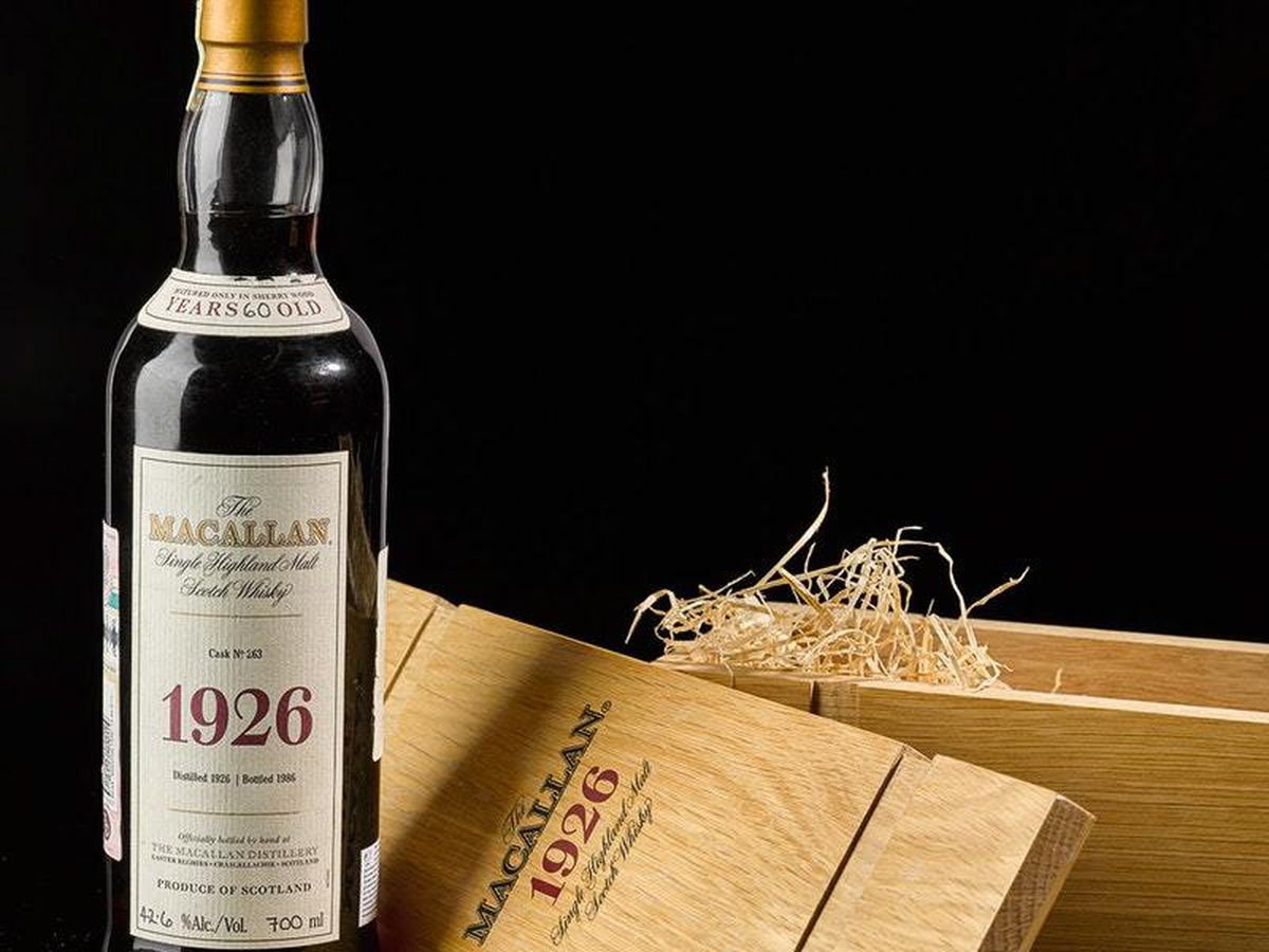 The Macallan 60 Year Old 1926