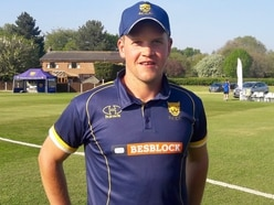 Whitney surprised to see Harborne in top spot