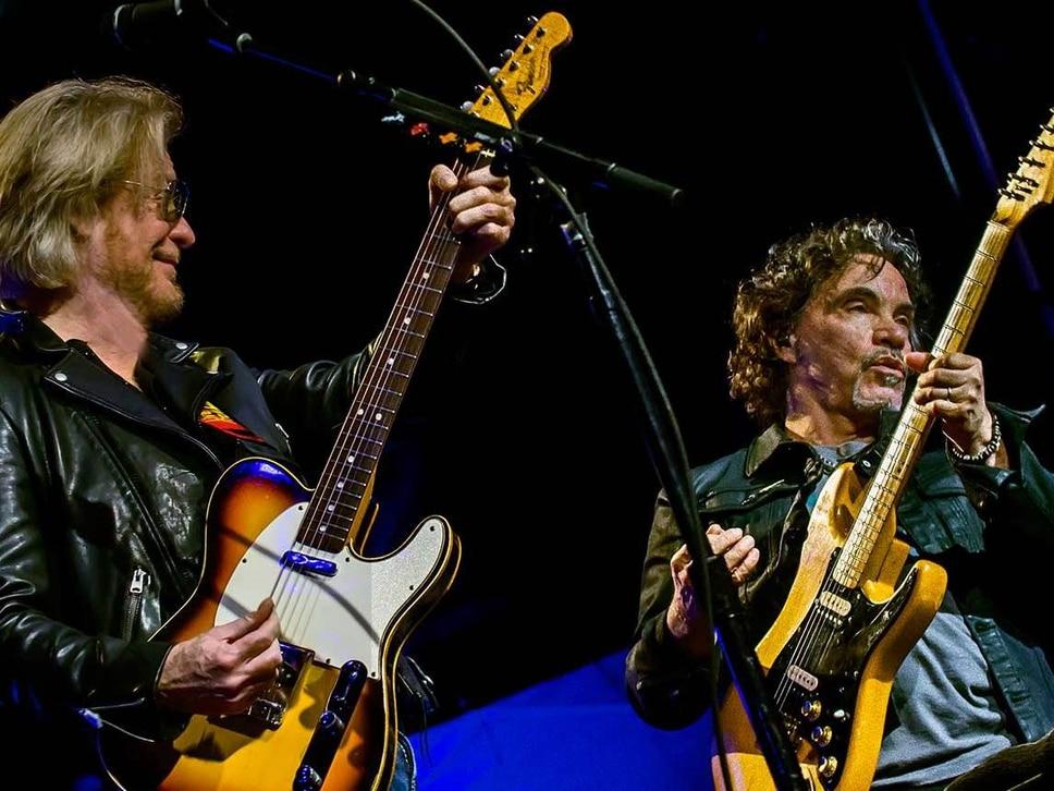 Daryl Hall and John Oates, Resorts World Arena, Birmingham - review