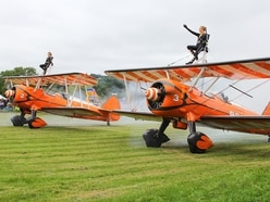 Welshpool Air Show future in doubt