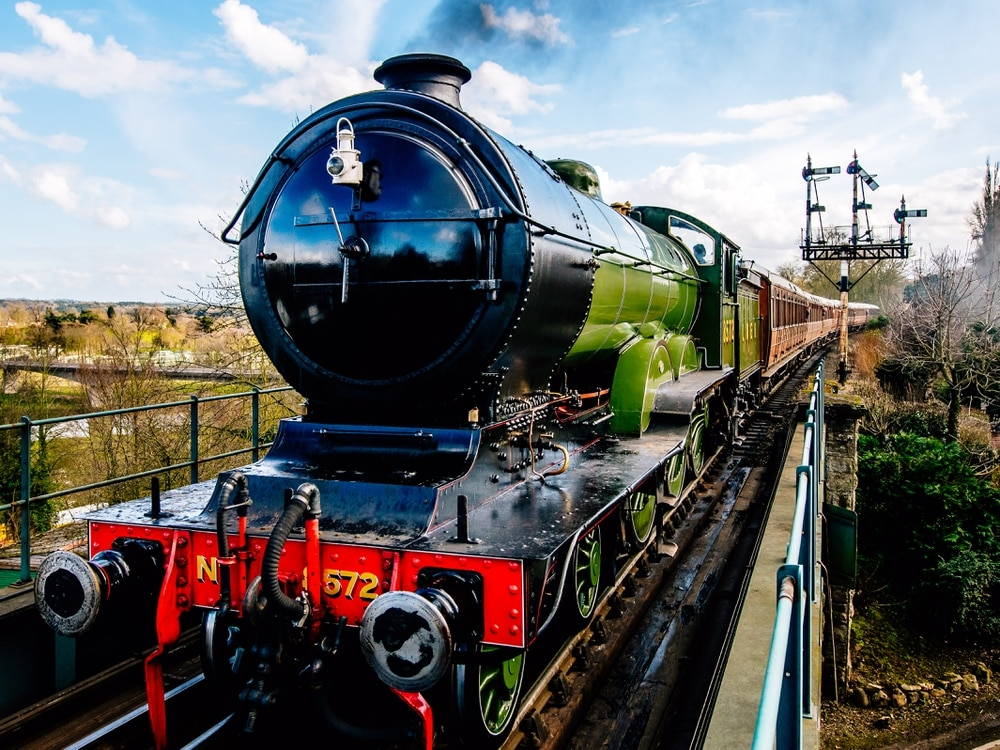 Severn Valley Railway resuming passenger trips next month