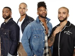 JLS announce free Birmingham concert for NHS frontline staff