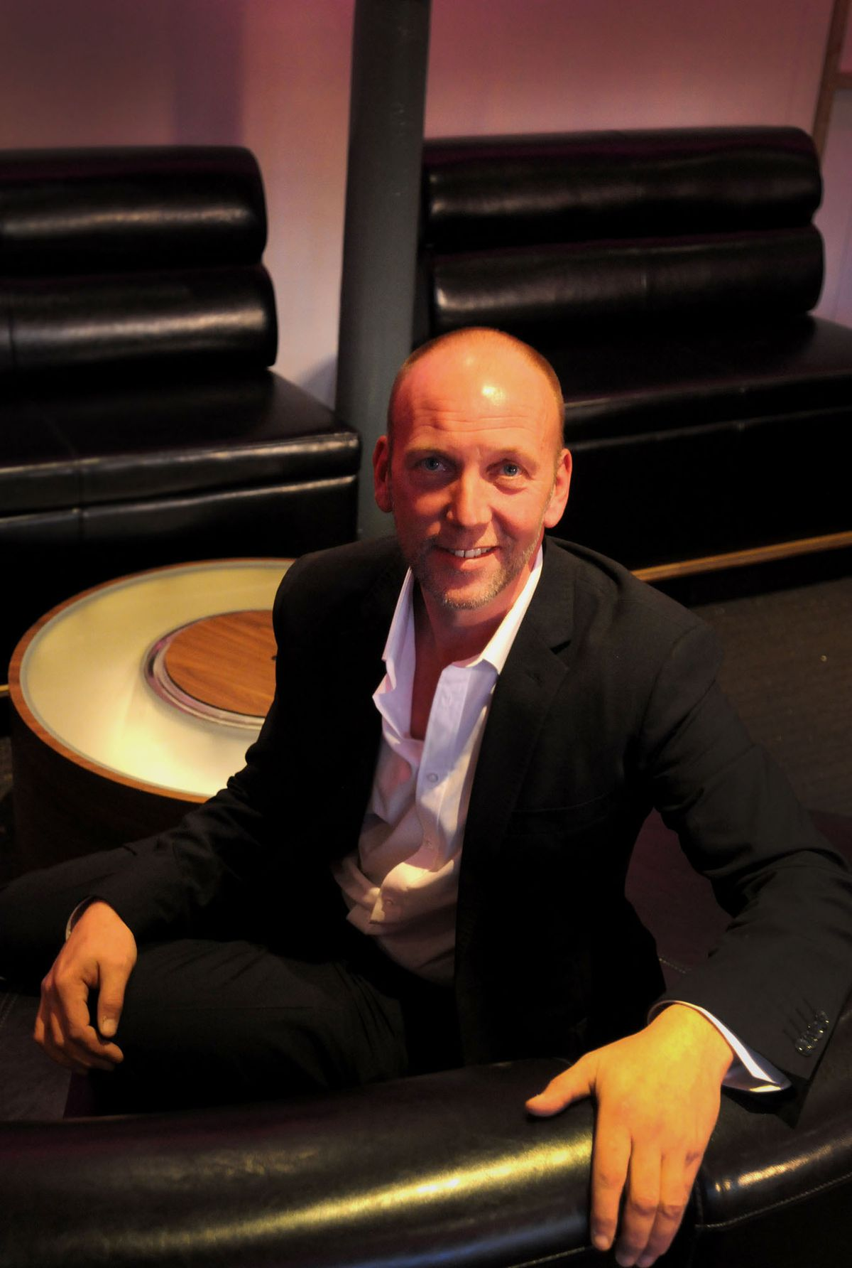 Martin Monahan, owner of nightspots The Buttermarket and Havana Republic