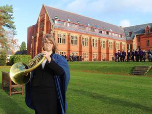Amber Coxhill is heading to Cambridge University