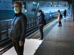 One in 10 passengers breaking face covering rule