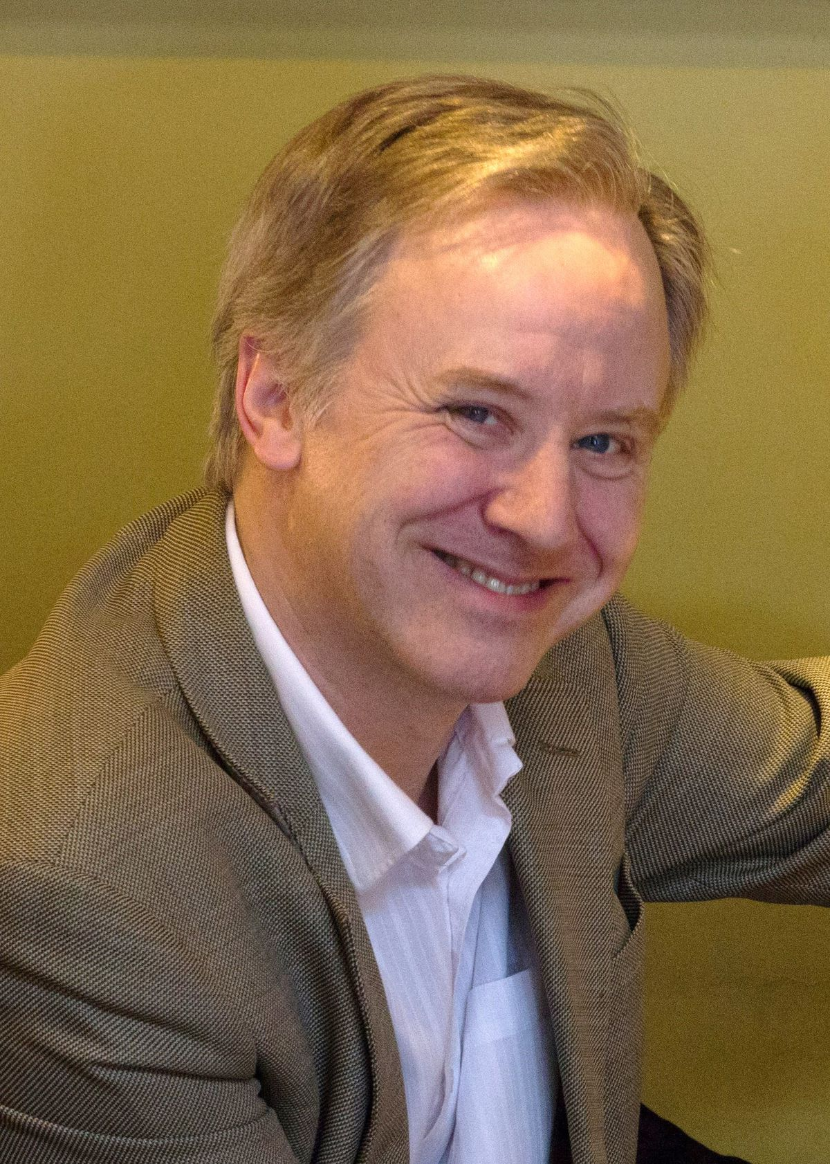 Author Andy Cuckson