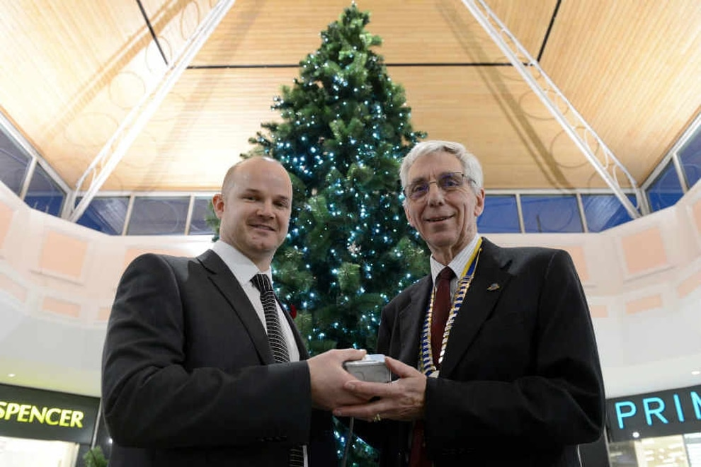 Pictures And Video Telford Tree Of Light Launched