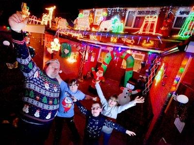 This Telford home is a Christmas cracker - what about YOURS?