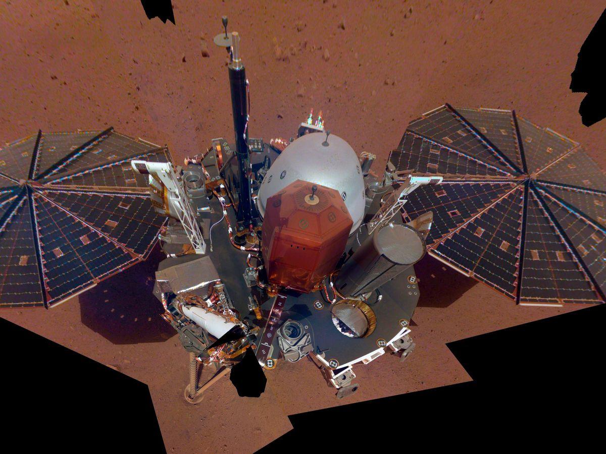 Mars Lander InSight
