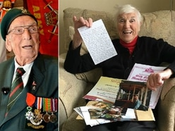 'We all thought they were gone forever': Delight as pictures of Shropshire war veteran returned