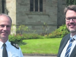 West Mercia Police: Residents and businesses to have say over force funding