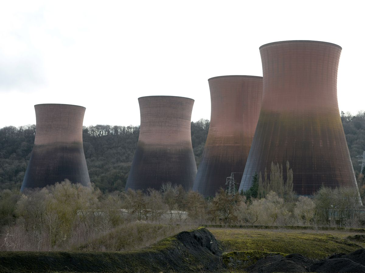 The development will sit on the old Ironbridge Power Station site