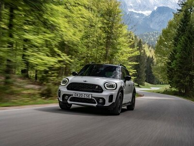 New Mini Countryman gets updated styling and less polluting engines