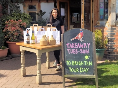 New role for beloved Shropshire pub amid coronavirus crisis