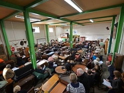 Hammer comes down on Bridgnorth auction house after 170 years